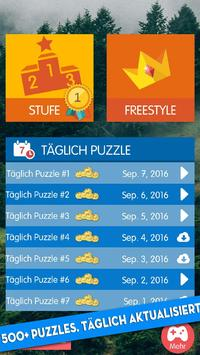 Crossword German Puzzles Free apk screenshot