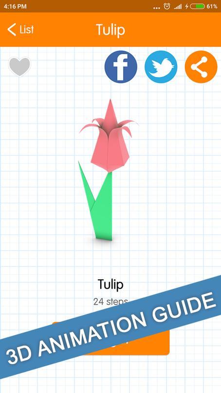 Origami Easy - Origami Flower Tutorial - YouTube | 806x454