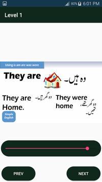Simple English apk screenshot