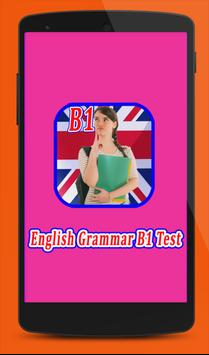 English Grammar Test B1 for Android - APK Download