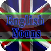 English Nouns  Quiz icon