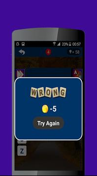 English Nouns  Quiz screenshot 4