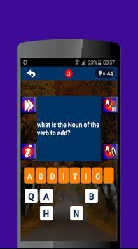 English Nouns  Quiz screenshot 2