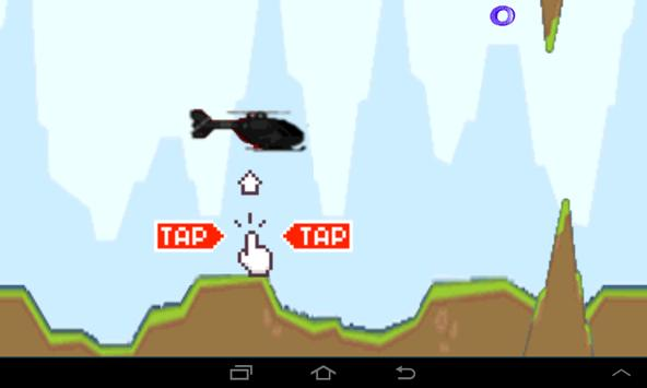 Flying Helicopter screenshot 1