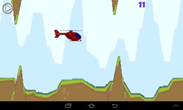 Flying Helicopter screenshot 2
