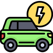 Power share icon