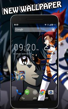 New Beyblade Wallpaper HD Free poster