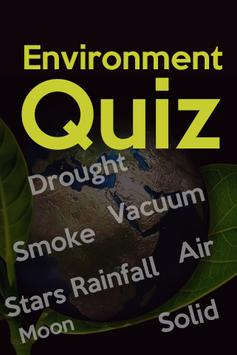Environmental Engineering Quiz poster