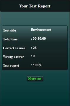 Environmental Engineering Quiz screenshot 11