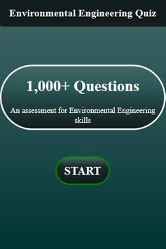 Environmental Engineering Quiz screenshot 1