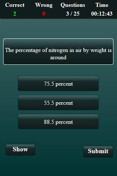 Environmental Engineering Quiz screenshot 4