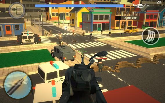 Pixel: Special Ops Online FPS poster