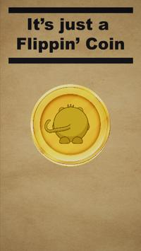 Just A Flippin Coin Free screenshot 1