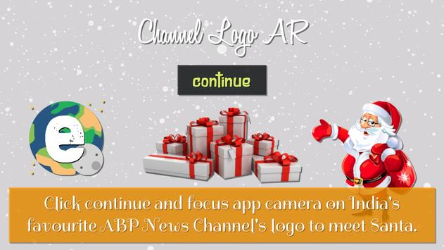 Channel Logo : Christmas AR poster