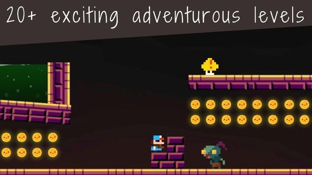 Pixelman Adventure apk screenshot