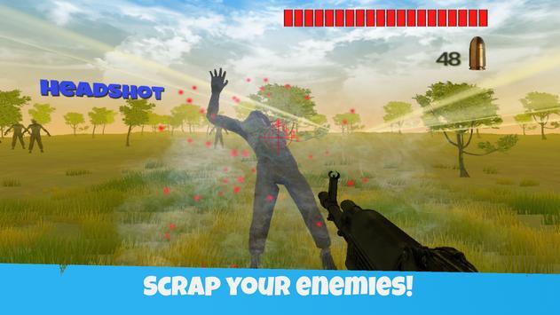 Zombie Hunters VR: Surge of Monsters screenshot 12