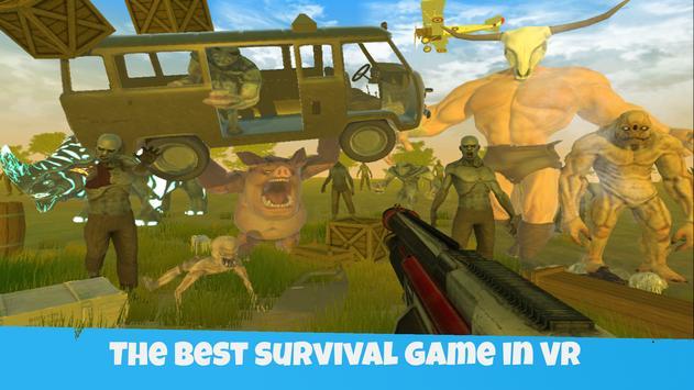 Zombie Hunters VR: Surge of Monsters screenshot 21