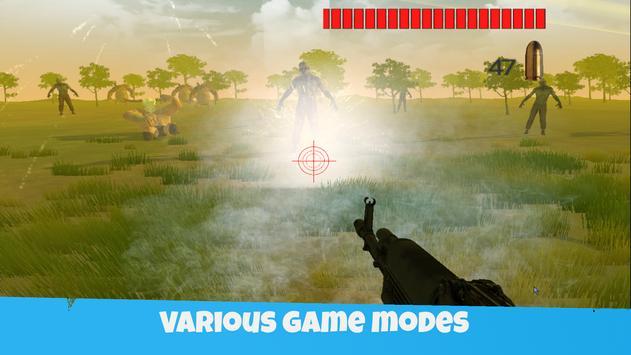 Zombie Hunters VR: Surge of Monsters screenshot 6
