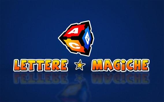 Magic Letters (Italian) poster