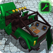 Disassemble for Parts UAZ 3159 icon
