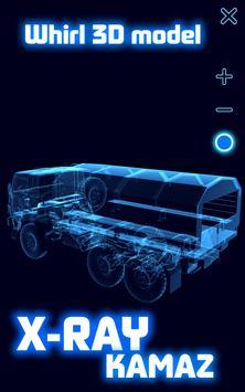 X-Ray KAMAZ Truck screenshot 1
