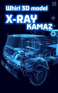 X-Ray KAMAZ Truck screenshot 2