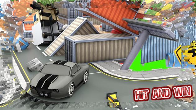 Fate of Furious Car 2017 - 3D apk screenshot