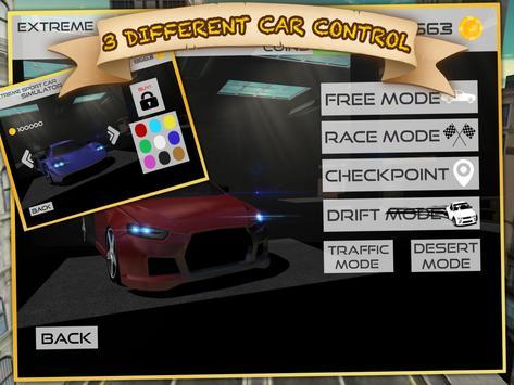 Extreme Sport Car Simulator screenshot 7