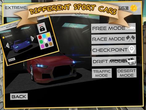 Extreme Sport Car Simulator screenshot 17