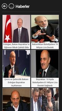 Erdoğan Bayraktar apk screenshot