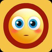 Emoji Impossible Dots icono