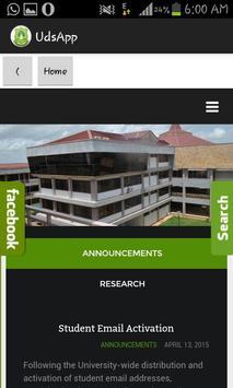 Uds App apk screenshot