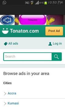 BuyGhana App apk screenshot