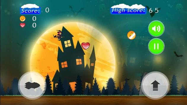 Wizard Hallowen Adventure screenshot 2