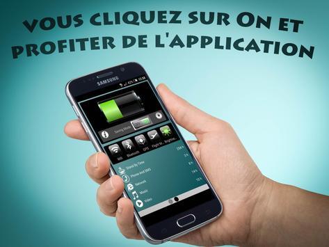 Economiseur batterie Eco plus apk screenshot
