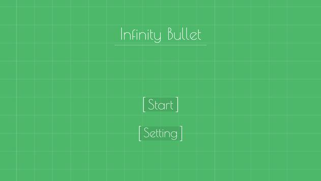 Infinity Bullet poster