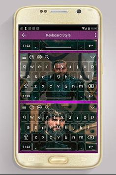 Ertugrul keyboard apk screenshot