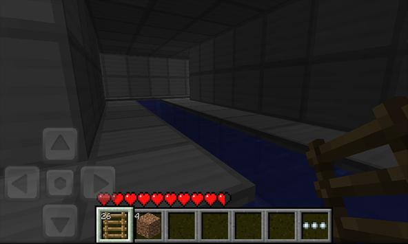 Escape From Hotel Adventure for Minecraft MCPE screenshot 1