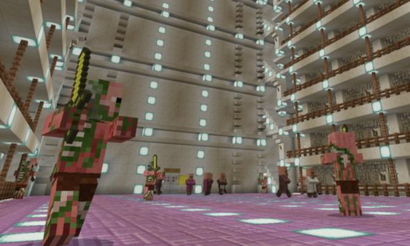 Escape From Hotel Adventure for Minecraft MCPE screenshot 2