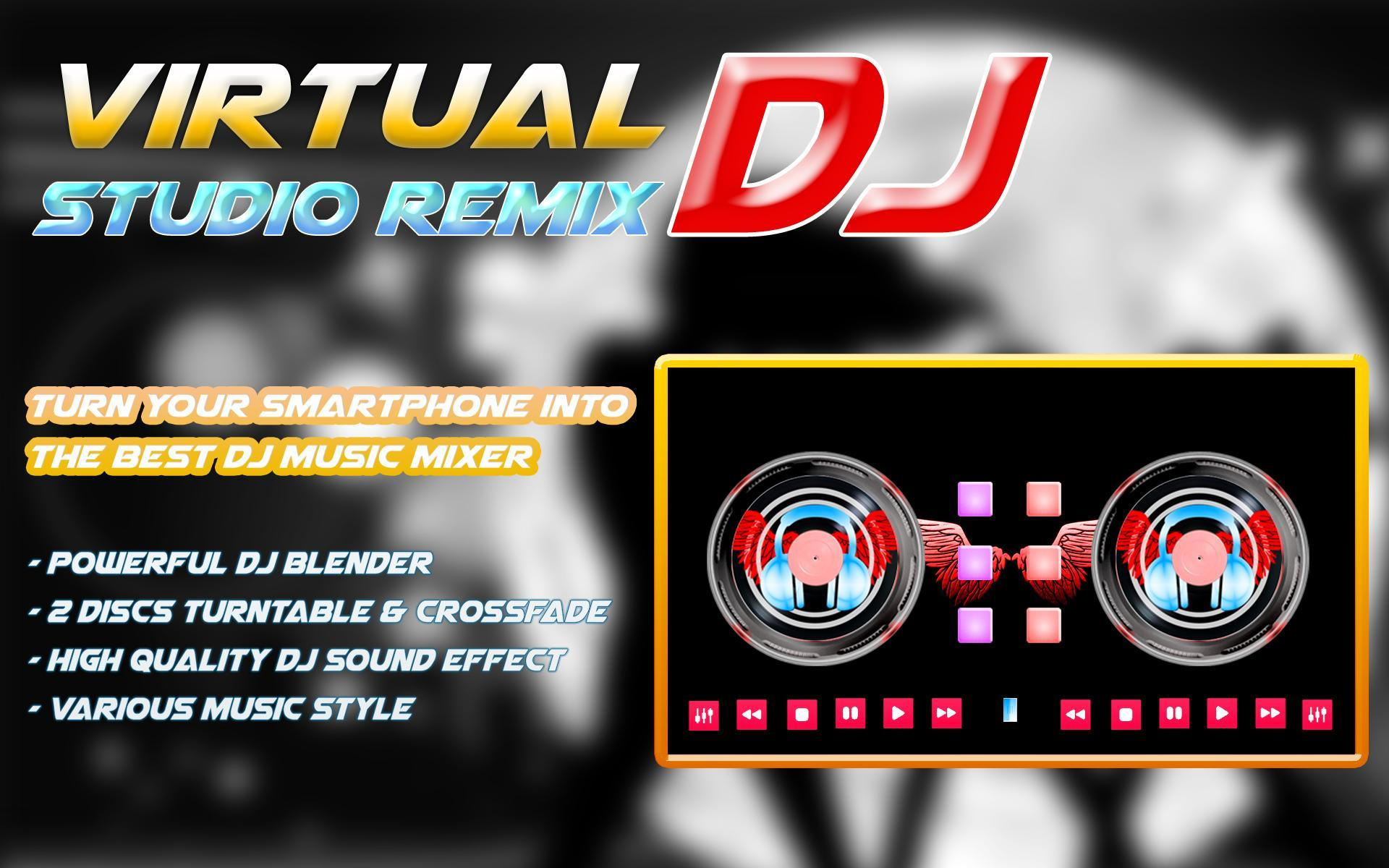 Virtual DJ Studio Remix for Android - APK Download