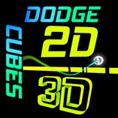 Dodge Cubes icon