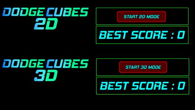 Dodge Cubes screenshot 5