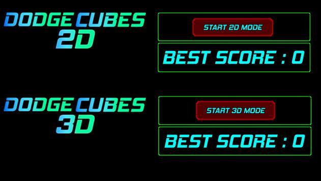 Dodge Cubes screenshot 9
