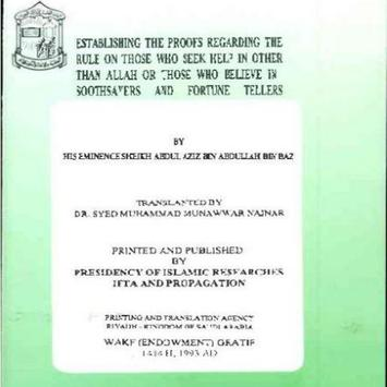 Establishing the proofs poster