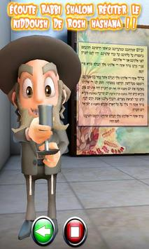 Rabbi SHALOM 3 - Shana Tova poster