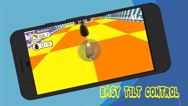 Hamster Ball : Tilt Game poster