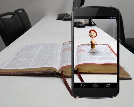Biblia3D Teste poster