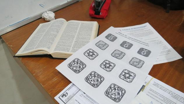 Biblia3D Teste apk screenshot