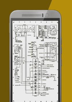 Full Automotive Wiring Diagram poster