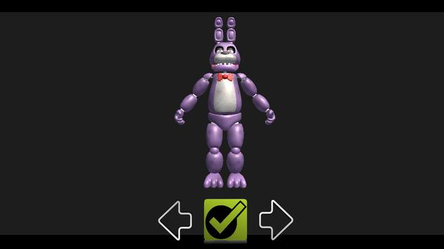 Screamer: Five Nights Monsters apk screenshot